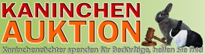 Kaninchenauktion bei der BRS in Ulm